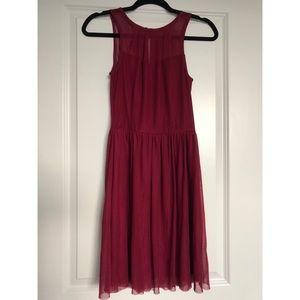 Dresses & Skirts - Red tank dress